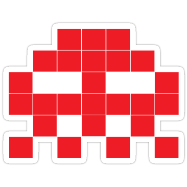Space Invader by atomik