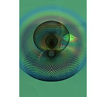 Sensing The Spheres Photographic Print