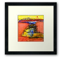 Time with you Framed Print