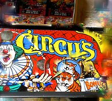 Circus Pinball by apclemens