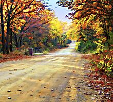 Painter`s Lane by JohnDSmith