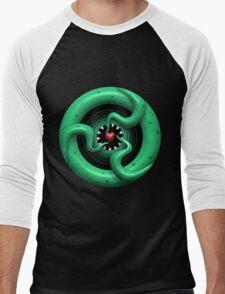 Cthulhu Heart Men's Baseball ¾ T-Shirt