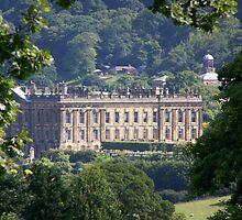 Chatsworth House by tigerwolf09