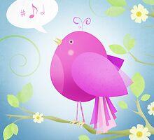 Bird Song ... by Hannah Chapman