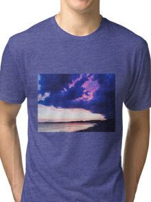 Beauty Brings A Storm Sometimes Tri-blend T-Shirt