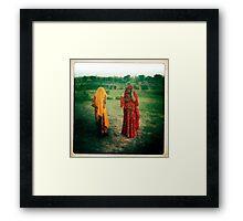 Jaipur, India  Framed Print