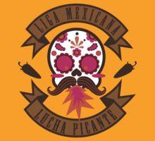 Liga Mexicana de Lucha Picante by TokyoCandies