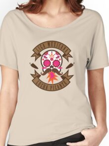 Liga Mexicana de Lucha Picante Women's Relaxed Fit T-Shirt