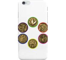 Power Coins iPhone Case/Skin