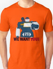 Transformers - We Want You - Decepticons Unisex T-Shirt