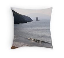 Dingle Peninsula Throw Pillow
