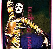 The Mime by Sue Etberg