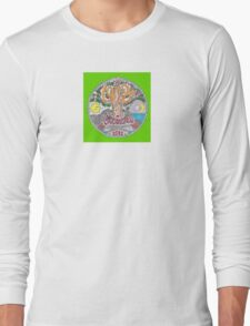 Lords of Consciousness Long Sleeve T-Shirt