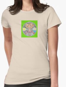 Lords of Consciousness Womens Fitted T-Shirt