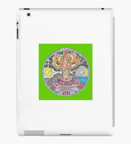 Lords of Consciousness iPad Case/Skin
