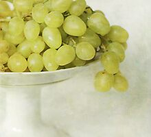 Grapes from my grandfather's garden by VikaRayu