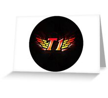 SKT T1 Best team in the world! Greeting Card