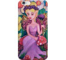 Amethyst Fairy Queen  iPhone Case/Skin