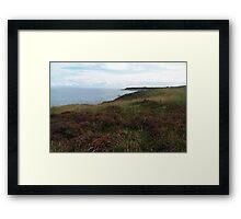Tarbert Ness Framed Print