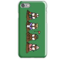 The Bane of Bushwood  iPhone Case/Skin