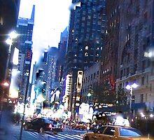 Manhattan by apclemens