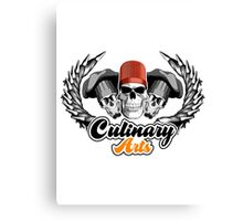 Pastry Chefs Canvas Print