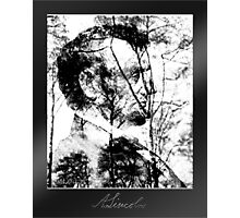 Lincoln His Childhood Forest Photographic Print