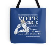Vote Smails Tote Bag