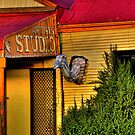 Art Studio Silverton NSW by John Miner