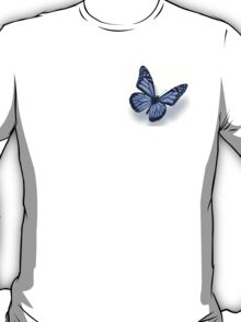 BUTTERFLY BLUE T-Shirt