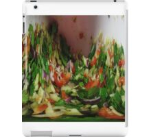 Tossed Pico iPad Case/Skin