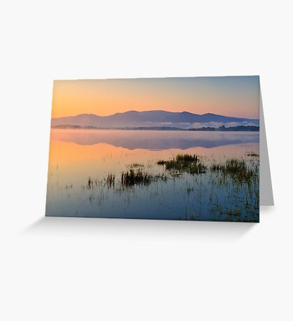 Lough Leane Greeting Card