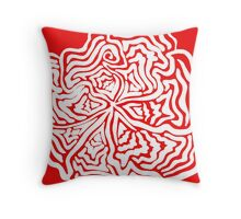 """""""I dream of cabbage"""" Throw Pillow"""