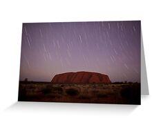 Uluru • Uluru-Kata Tjuta National Park • Australia Greeting Card