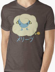 Mareep Kawaii  Mens V-Neck T-Shirt