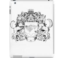 House Stark Coat of Arms  iPad Case/Skin
