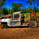 Holden - Lightning Ridge by John Miner
