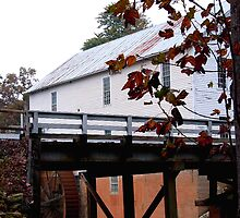 Murray's Mill_1 by Hope Ledebur