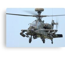 Apache Longbow Canvas Print