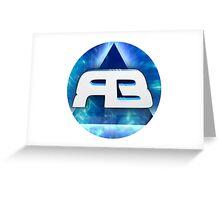 Rameses B - Circle Logo Greeting Card