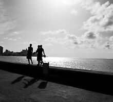 Shadows of Habana by Nayko