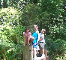 Northwest Trek, Eatonville, Wa. August 15, 2009 by MsLiz