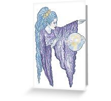 I'll Cover You In Stardust Greeting Card