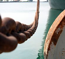Anchor Chain by Steve Small