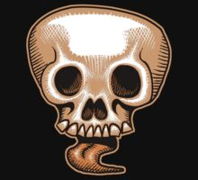 Halloween Skull Tongue by Rustyoldtown