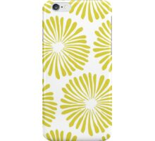 Yellow daisies iPhone Case/Skin