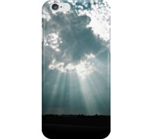 STREAMS OF SUNLIGHT iPhone Case/Skin