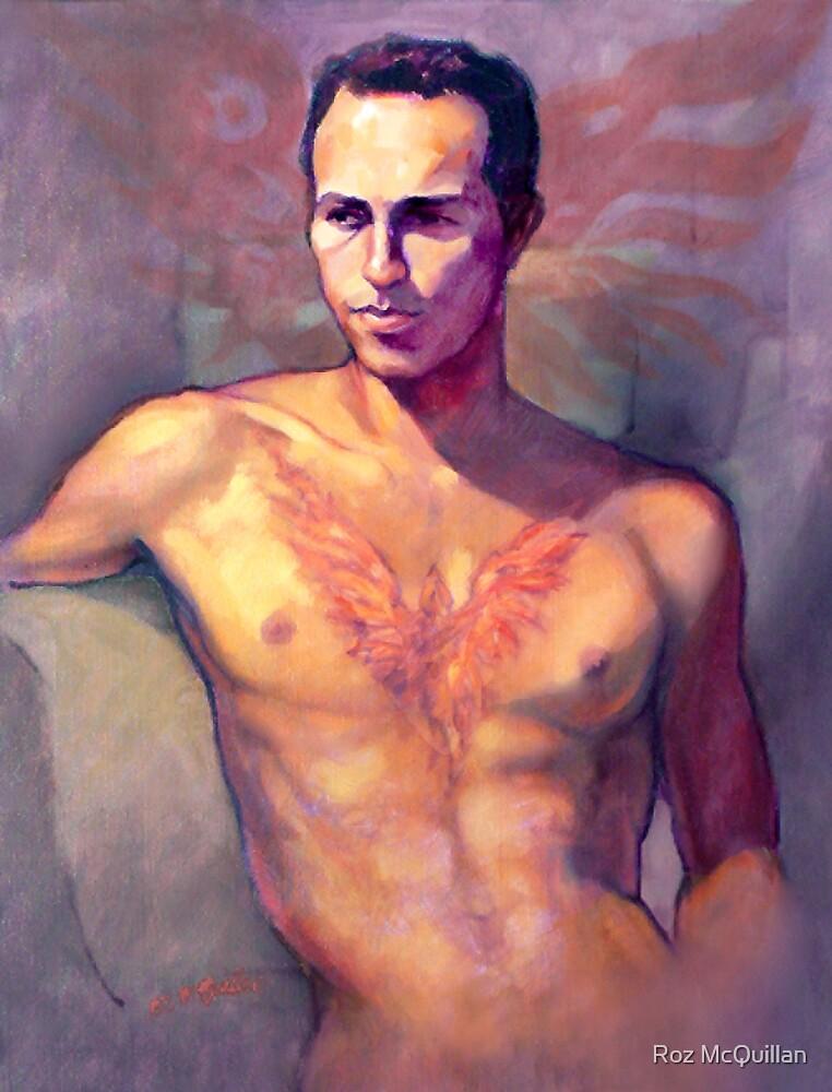 The Phoenix Tattoo by Roz McQuillan