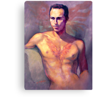 The Phoenix Tattoo Canvas Print