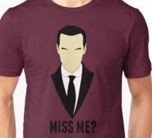 Did you miss Moriarty? Unisex T-Shirt